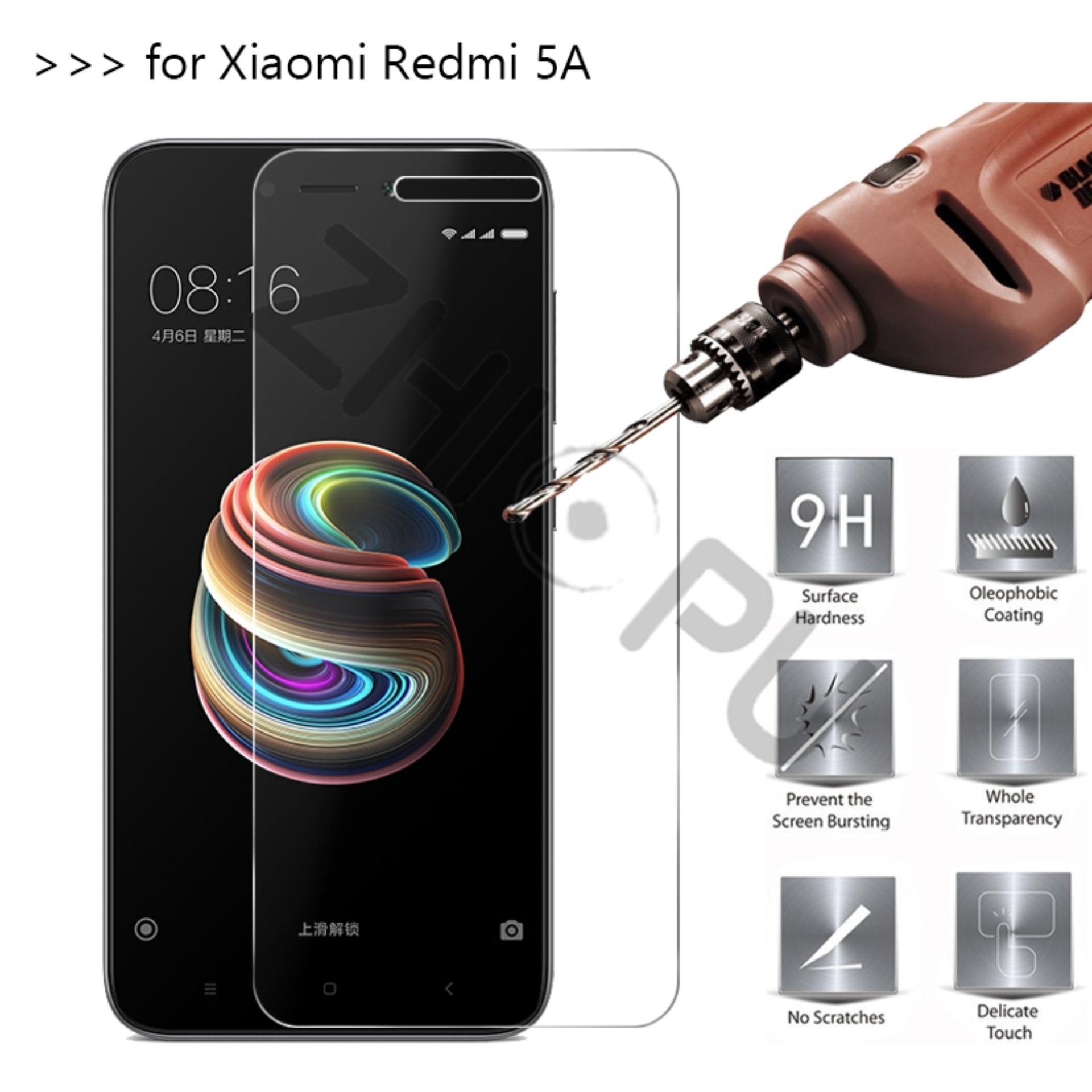 Kính cường lực Xiaomi Redmi 5A 2.5D loại tốt