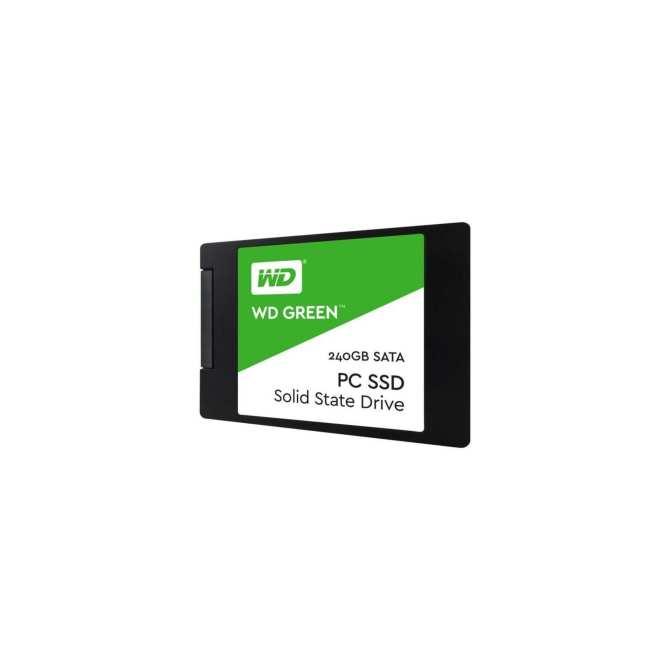 Hình ảnh Ổ cứng SSD WD GREEN 240GB SATA III - WDS240G2G0A