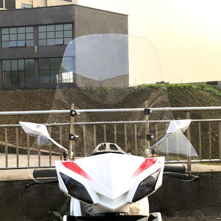 Kính chắn gió xe máy cao cấp CG03