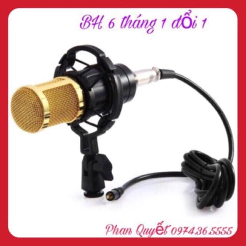 Micro BM-800 Hát Livestream Karaoke