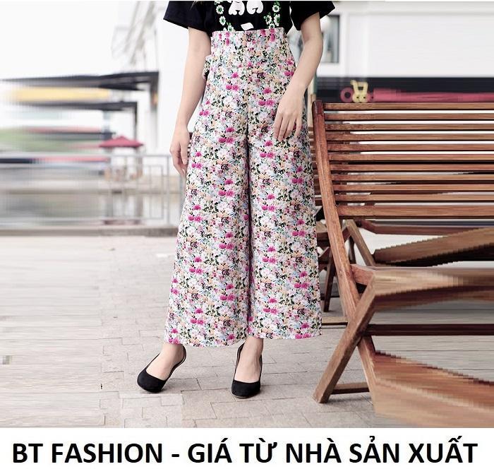 Váy Chống Nắng Dạng Quần An Toàn, Tiện Lợi, Thời Trang - BT Fashion - Giao màu ngẫu nhiên (QCN - 03)