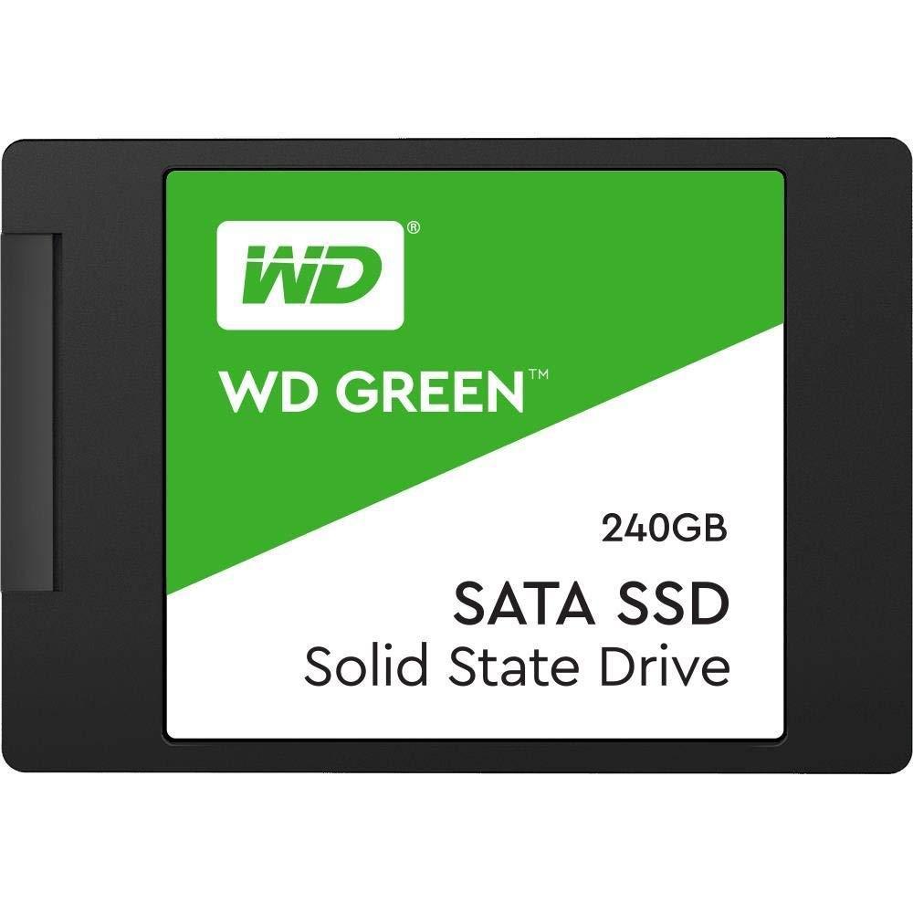 Ổ cứng SSD Western 240GB WESTERN WDS240G2G0A Đen