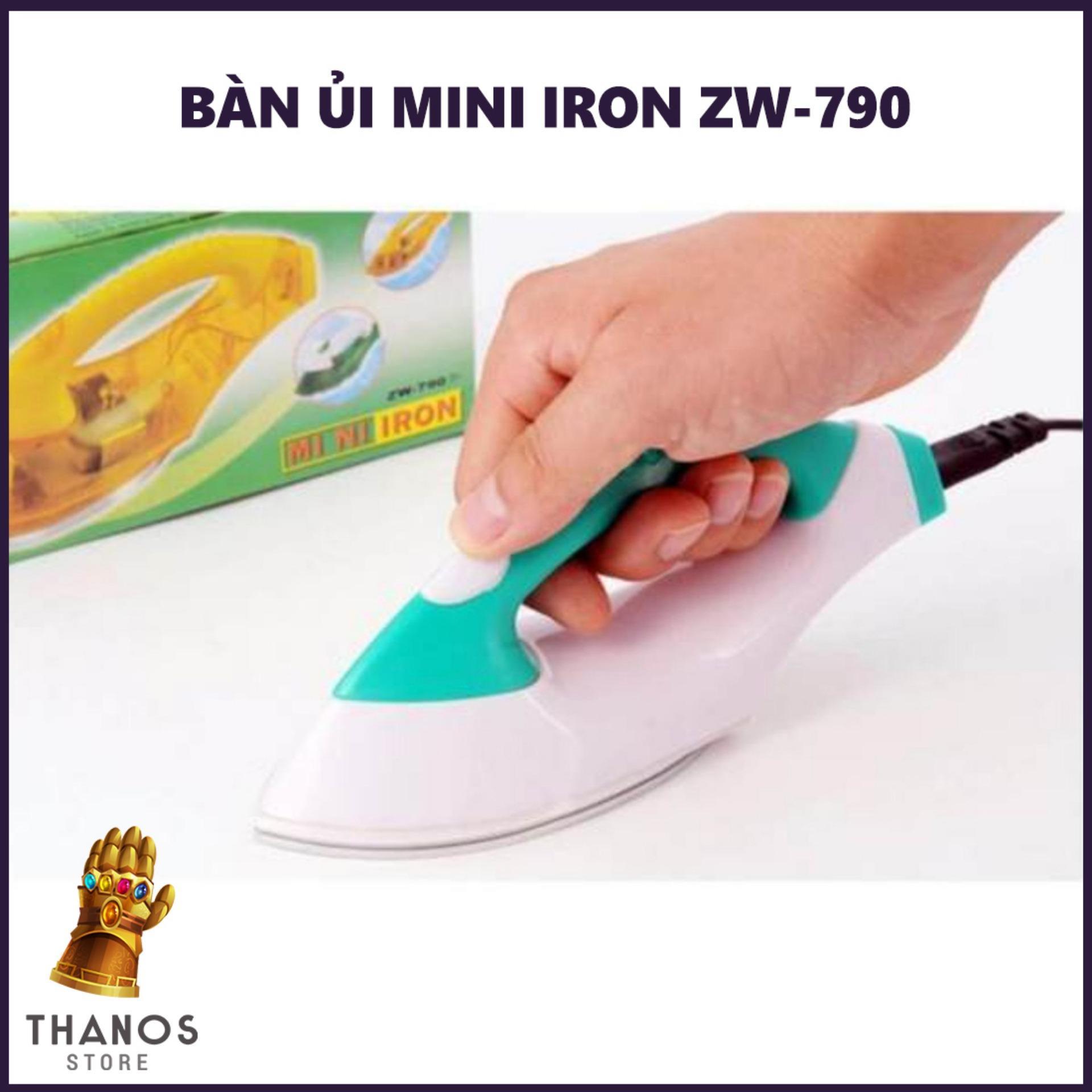 Bàn ủi mini IRON ZW-790 - Thanos Store