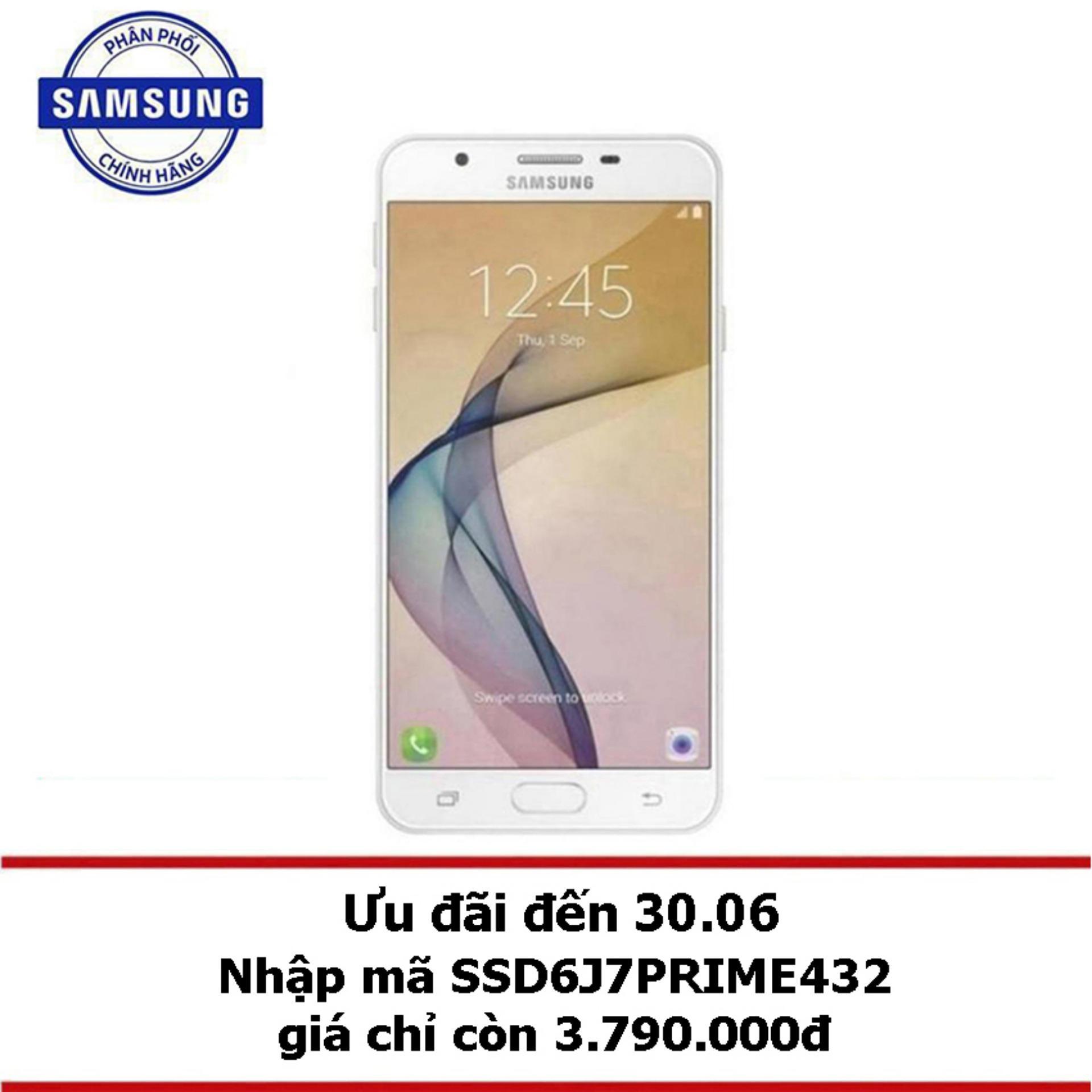 Samsung Galaxy J7 Prime 32GB RAM 3GB (Trắng Vàng) -...