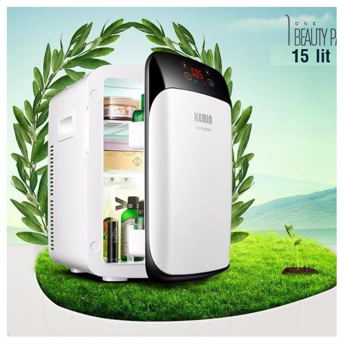 Tủ lạnh mini Kemi 15L - tủ lạnh mini