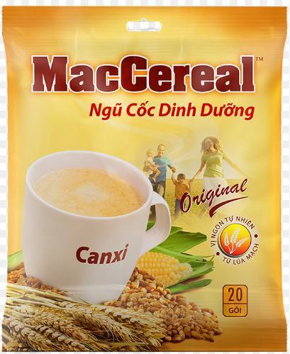 Ngũ cốc dinh dưỡng Original MacCereal Canxi (20gói x 28g)