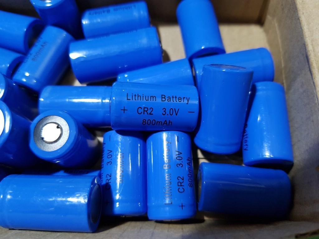 BỘ 2 PIN LITHIUM CR2 800MAH