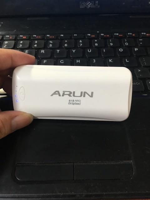 Sạc dự phòng ARUN 5600mAh CT22