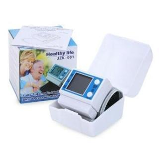 Máy đo huyết áp cổ tay Healthy Life JZK-001 bảo vệ sức khỏe của bạn thumbnail