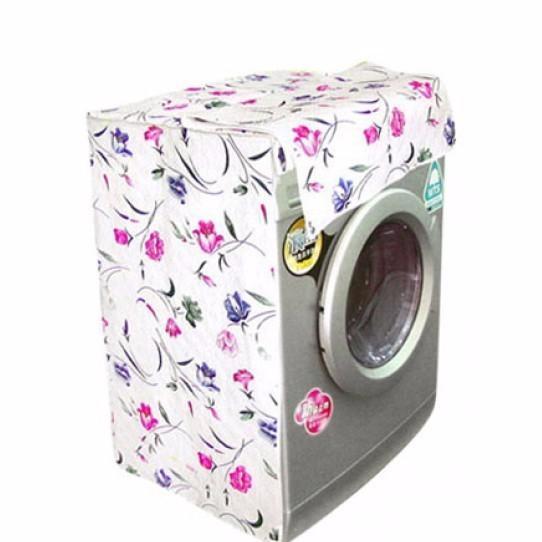 Áo bọc máy giặt cửa trên loại đẹp + Tặng kèm 1 thẻ điểm tích điểm
