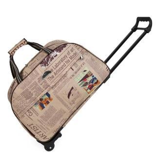 Túi kéo họa tiết size 24 inch thumbnail