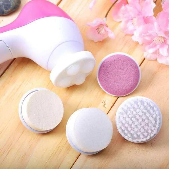 Cach cham soc da mat sau sinh, các bước chăm sóc da mặt hàng ngày - Máy massage mặt 5 in 1, Sử dụng tại nhà, Sản phẩm chăm sóc da mặt hữu ích TTMMMAE8782110