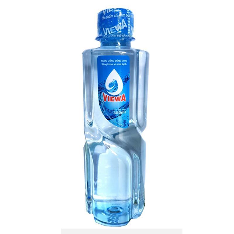 Nước uống tinh khiết đóng chai VIEWA 350ml (thùng 24 chai)