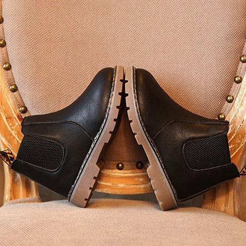 Boot cao cổ cho bé gái sành điệu - 08BC082
