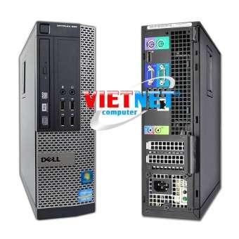 máy tính dell optiplex i7-3770 ram 8gb ổ cứng ssd 128gb + hdd 500gb