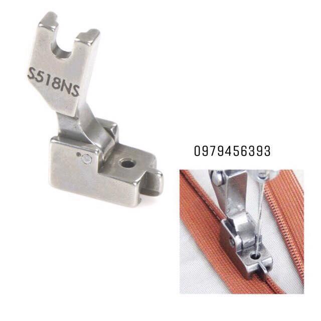 chân vịt tra khóa giọt lệ máy may công nghiệp