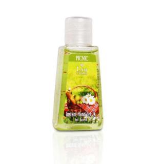 Gel rửa tay khô 3k (60ml) Lamcosmé-PICNIC Hương hoa cỏ đồng nội thumbnail