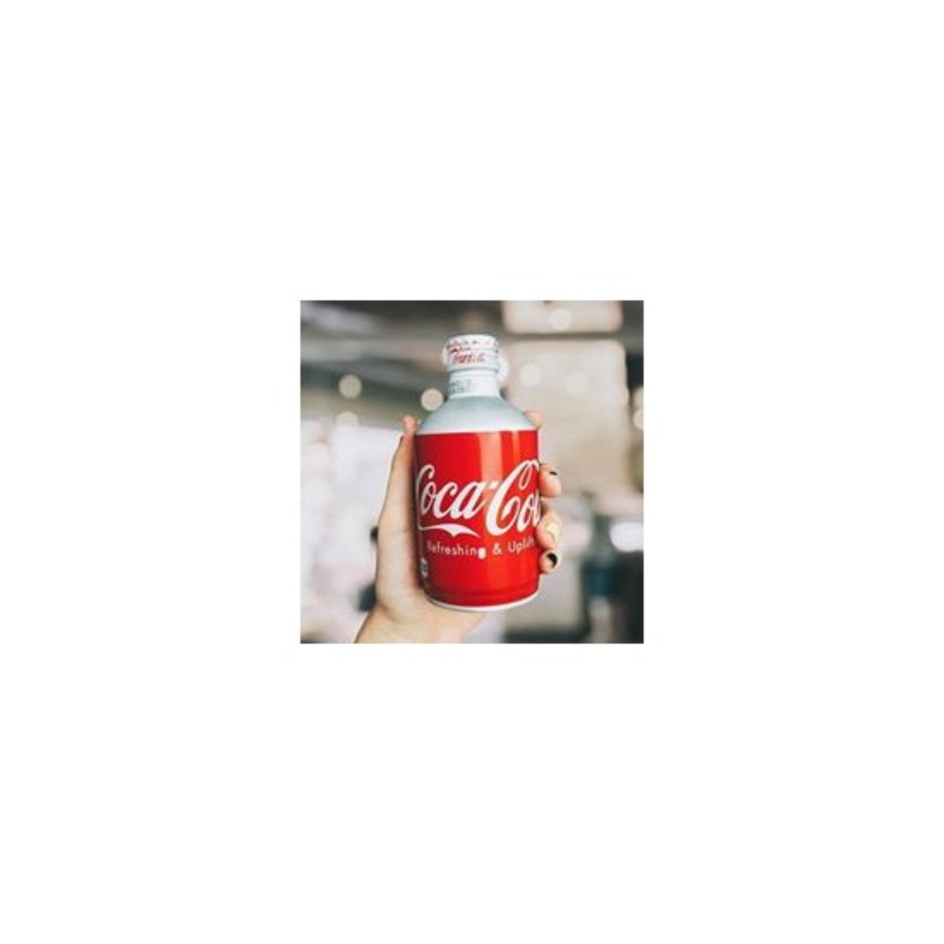 Coca Cola Nhật chai 300ml