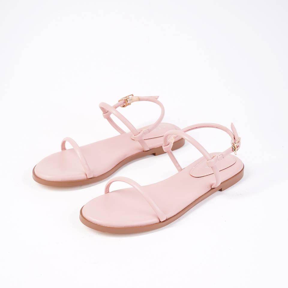 giày sandal quai ngang dây ống mys shop