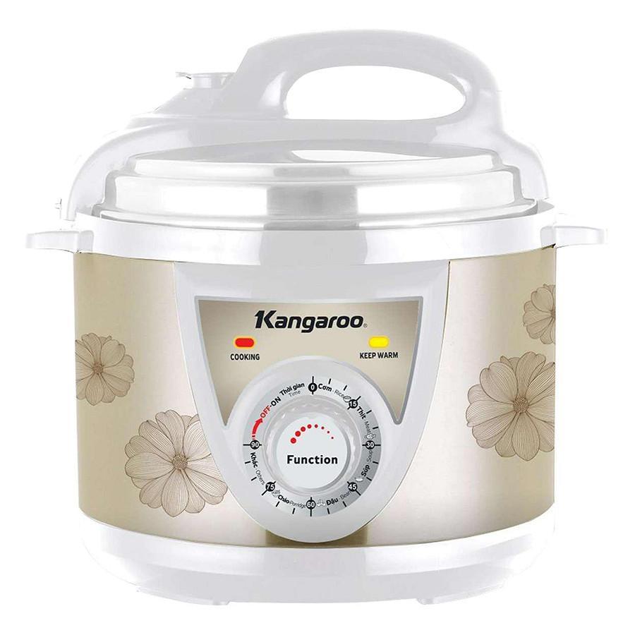 Nồi Áp Suất Kangaroo KG280M 900W - Dung tích 5L