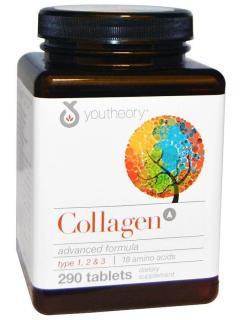 Collagen Youtheory 290 Viên Type 1,2 & 3 Của Mỹ thumbnail
