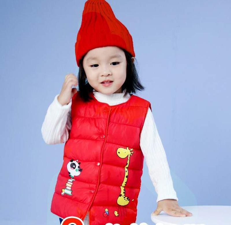 Áo khoác siêu nhẹ cho bé , áo khoác thời trang cho bé , Áo Phao Gile Hàng Quảng Châu Cho Bé trai Bé gái - AK5