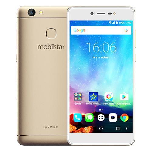 Mobiistar LAI Zumbo S . Android 7.0 - 5.5 Inch . Ram: 2Gb/Rom:16Gb - Có Wifi+3G+4G -Pin 4.000 mAh - BH 12 Tháng