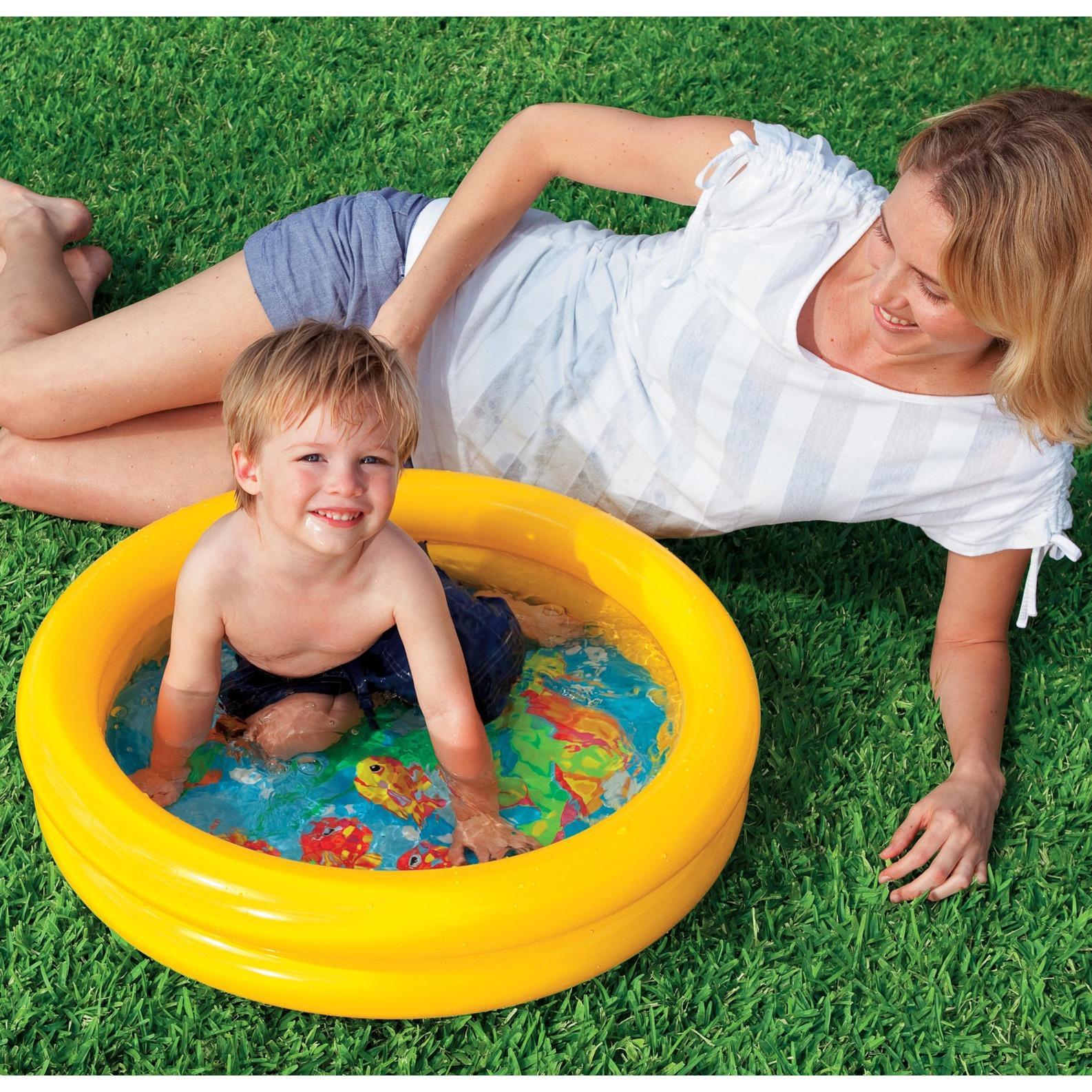 Bể bơi cho trẻ em Intex Việt Hiếu KT 61x15 (59409)