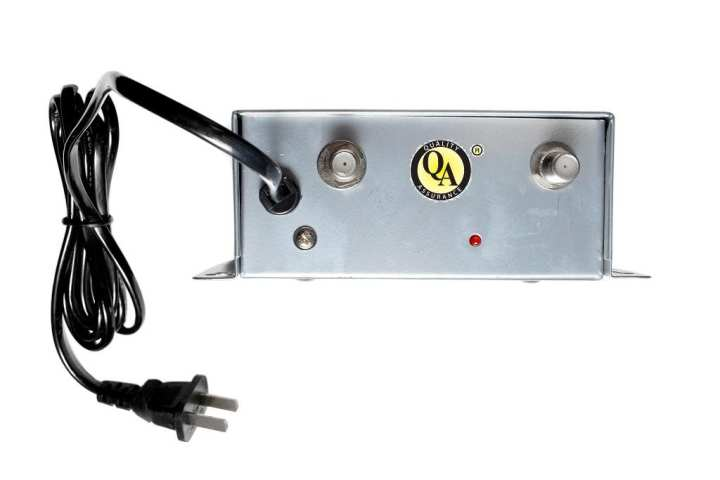 Cable amplifier PACIFIC DA20 (gray, warranty up to 2 years)