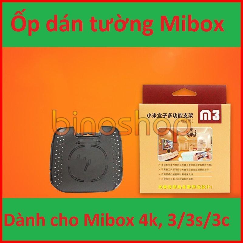 Ốp dán tường Mibox 4k, 3/3c/3s