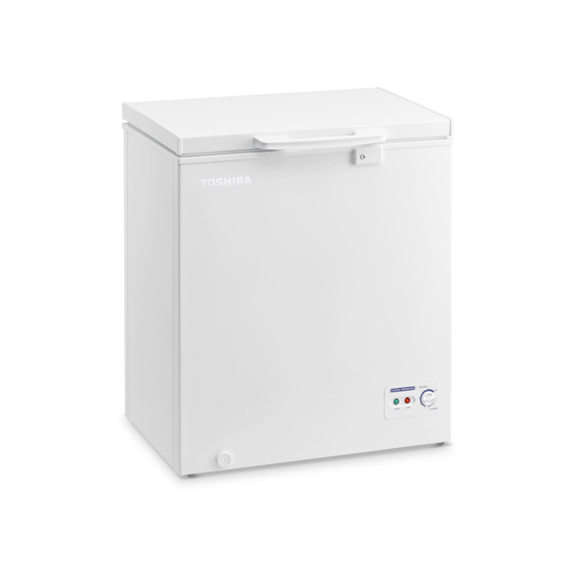 Tủ đông 142L lít Toshiba CR-A142V - Gas R600a tiết kiệm điện