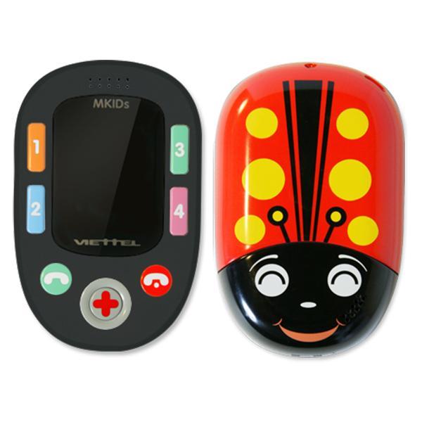 Điện thoại trẻ em Mkids Viettel (bản mở mạng)