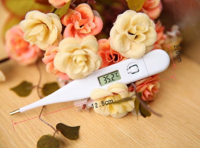 Dụng cụ đo nhiệt độ trẻ em( nhiệt kế)