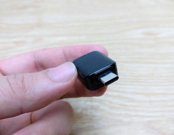 Thiếu Bị USB OTG Type-C theo máy Samsung A5 A7 S8 V20 G5 - Hàng nhập khẩu