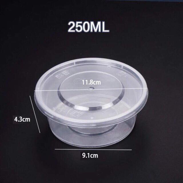 20k - Combo 5 Hộp Đựng Slime Size L