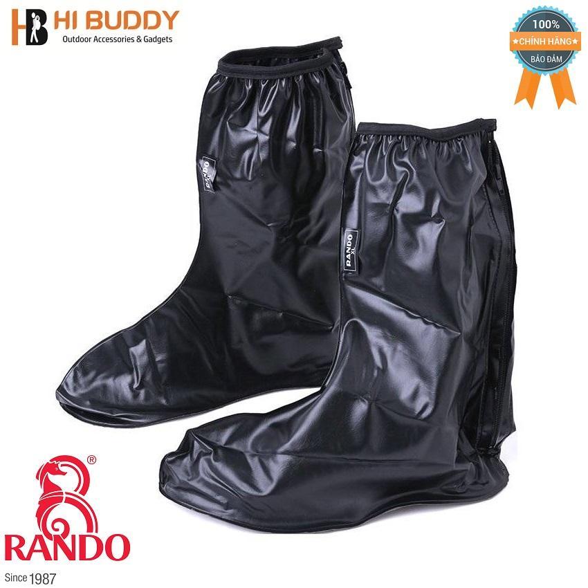 Giày Boots Đi Mưa Rando OBPS-04 Size XL (Đen)