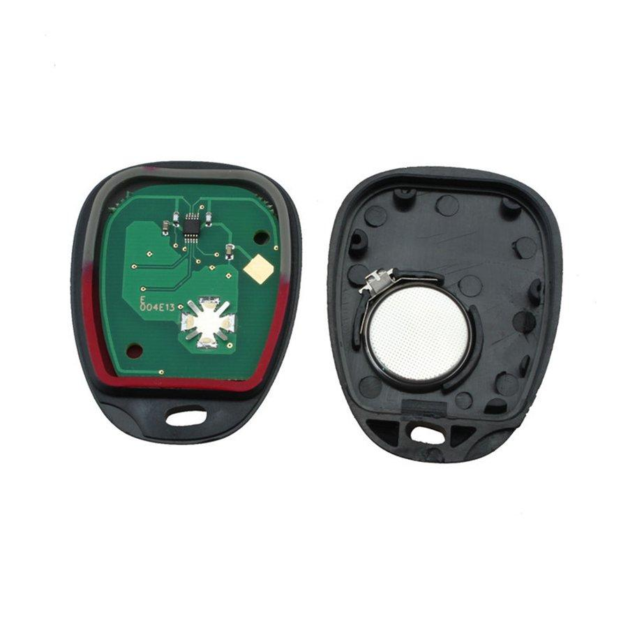 OSMAN Car Keyless Entry Remote Control Key Replacement 315MHz For Cadillac Chevrolet