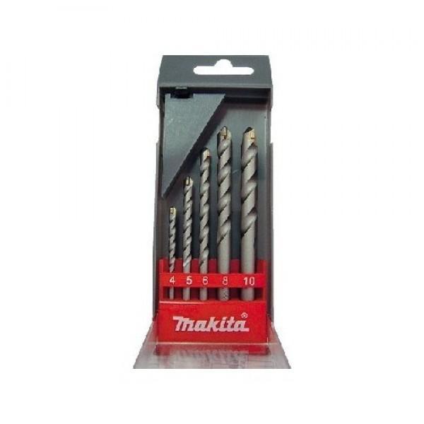 Bộ mũi khoan bê tông 5 chi tiết Makita D-05175