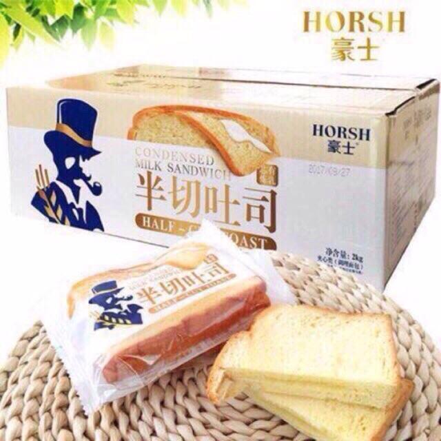 Sét 10 bánh sanwich kẹp sữa chua HORSH