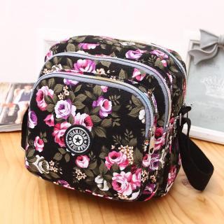 Women s Bag Package New Style 2019 Korean Style Nylon Shoulder One Shoulder Canvas Bag Handbag Leisure Shoulder Bag Women s Bag Autumn thumbnail