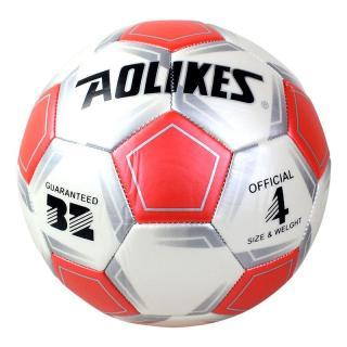 Quả banh bóng đá AOLIKES số 4 bọc da cao cấp thumbnail