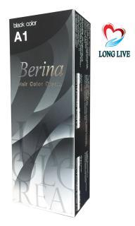 Thuốc nhuộm tóc Berina A1 - Thái Lan (đen) thumbnail