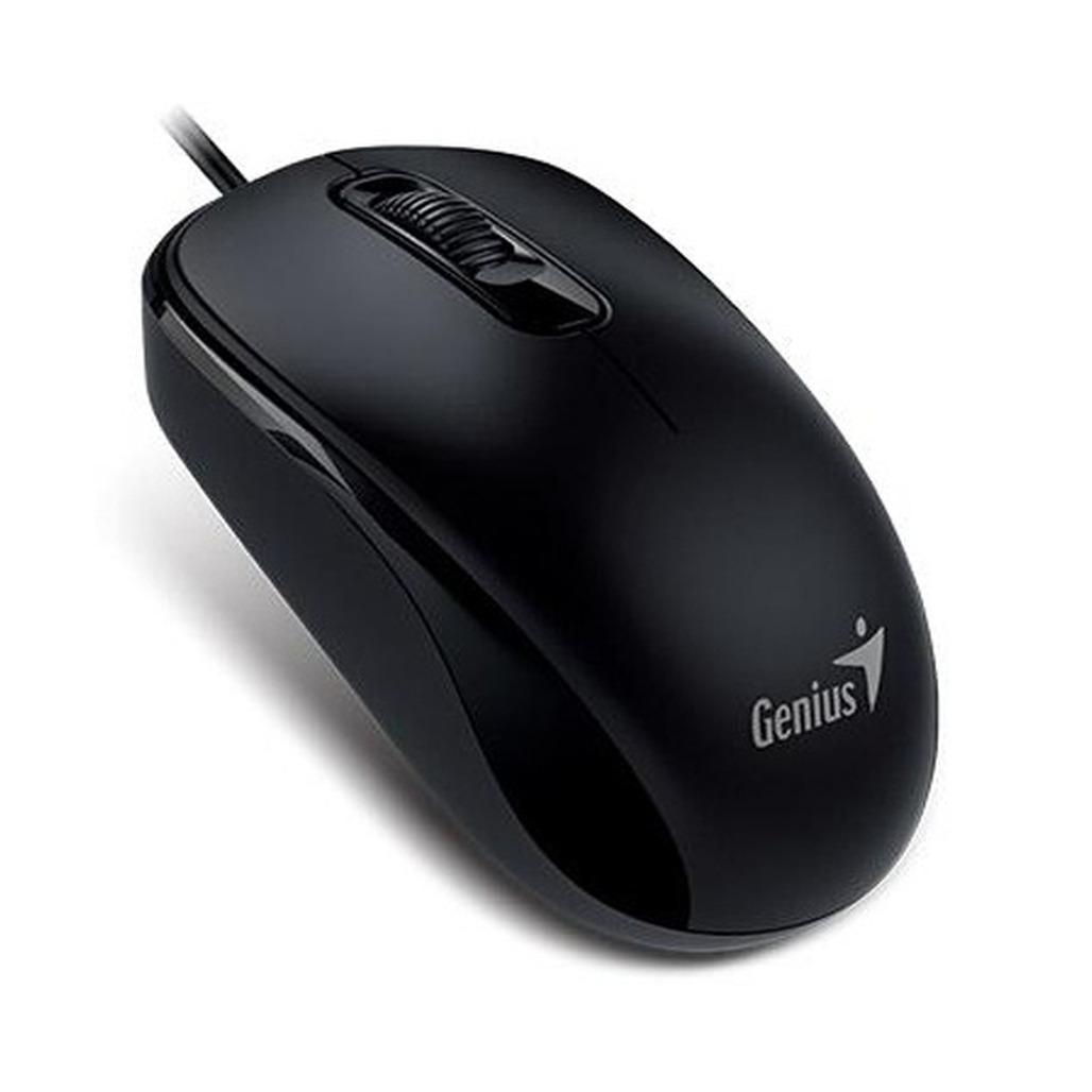 Chuột Máy Tính Có Dây Genius DX-110 120 + Tặng lót chuột LT-1