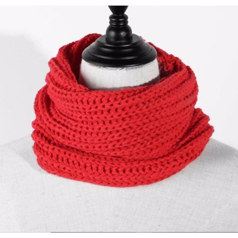 Khăn Len Ống Thời Trang Nam Nữ, khăn giữ ấm
