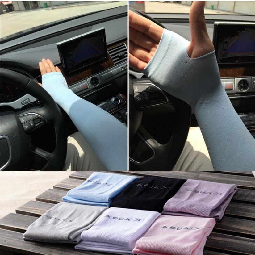 Găng tay chống nắng Hàn Quốc AQUAX, Chống tia UV