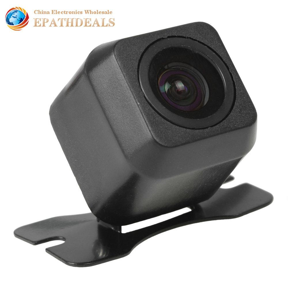 E313 HD Waterproof Car Rear View Camera 420TVL 170 Degree Wide Angle Auto Car Rearview Camera Reverse Backup Parking Camera - intl