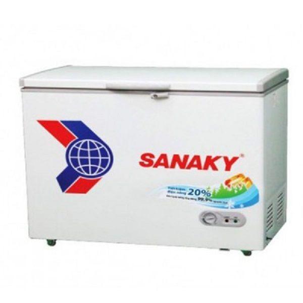 Tủ đông dàn đồng Sanaky VH-2299HY2 220 lít