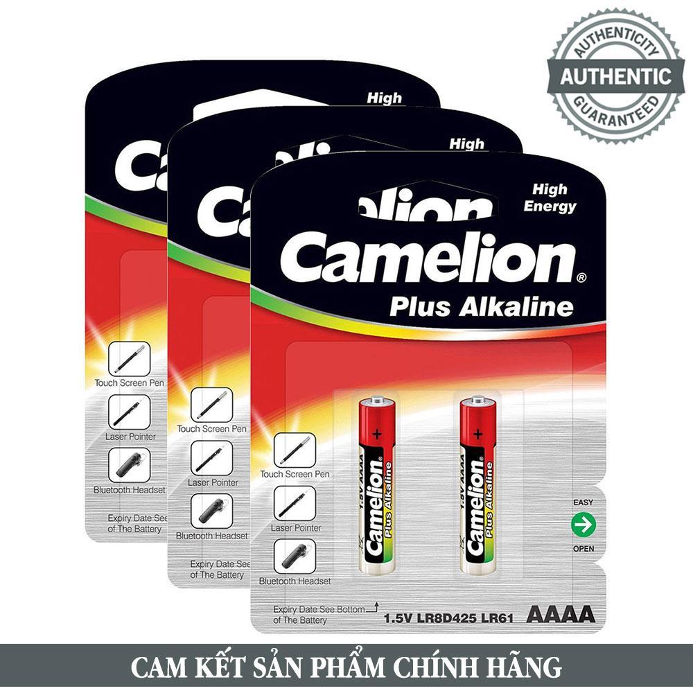 Bộ 6 pin Camelion AAAA không sạc