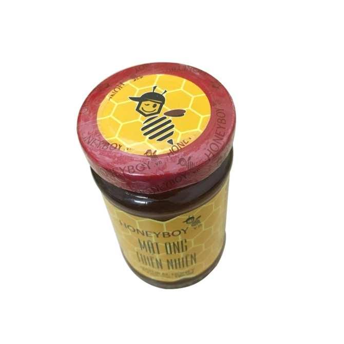 Hình ảnh Bộ Mật ong thiên nhiên 250ml và Mật ong thiên nhiên 100ml