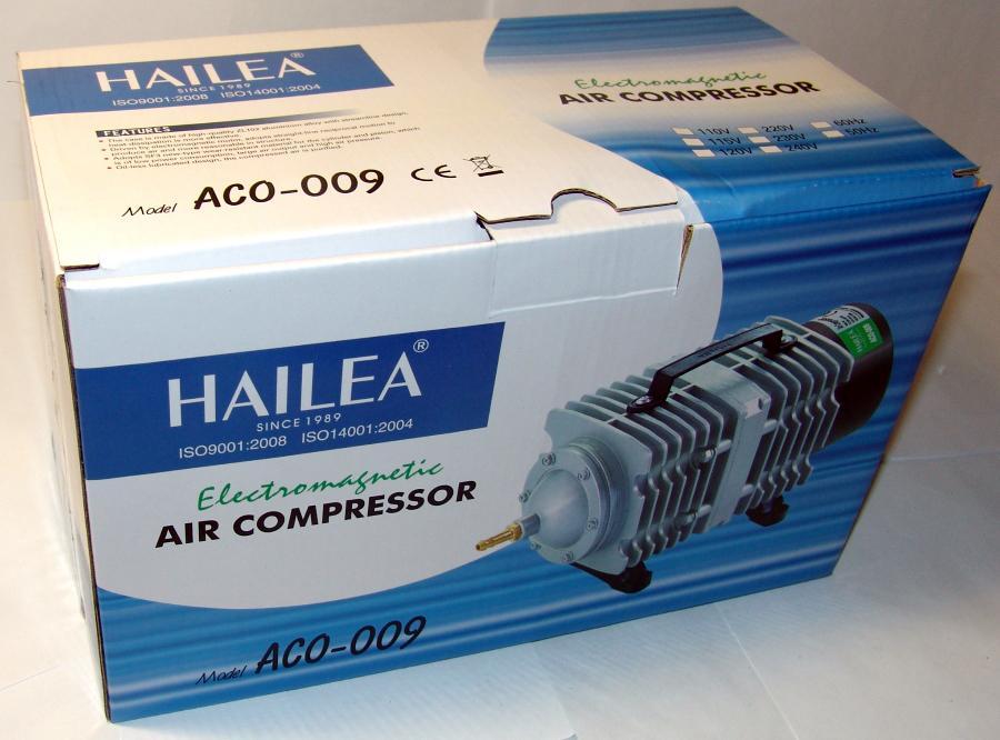 Khuyến Mại】 Máy sủi Oxy Hailea ACO-009